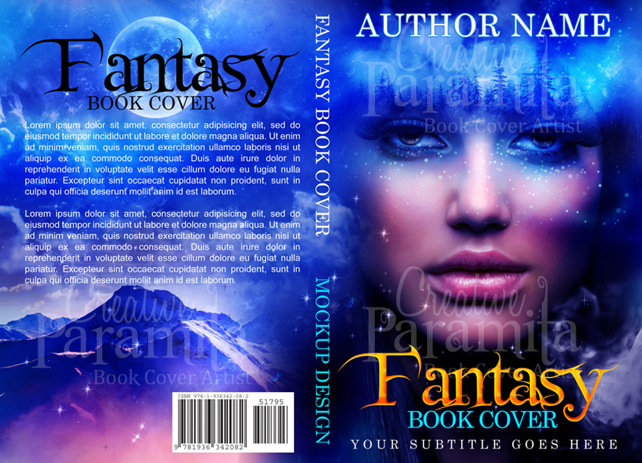 Free Fantasy Book Cover Art : Pre made fantasy book covers