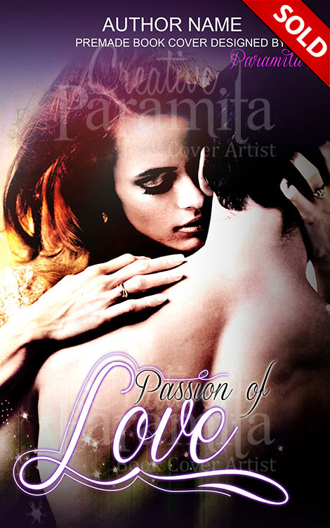 passion of love book cover