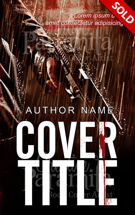 crime action book cover