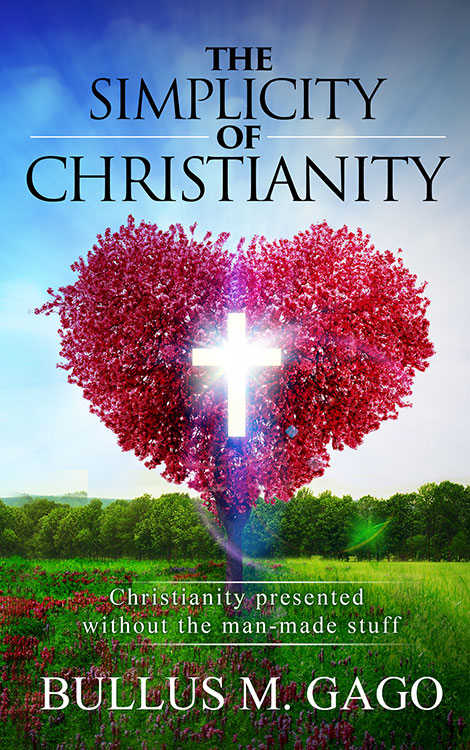 Christianity presented without the man-made stuff