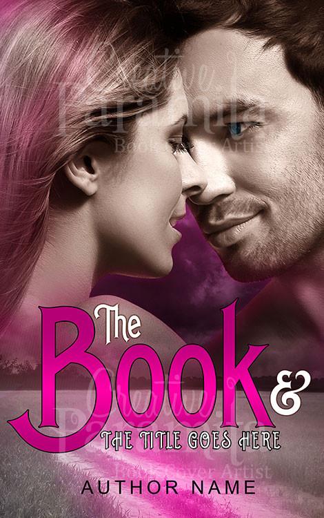Romance Book Cover Fonts : Valentine romance premade book cover