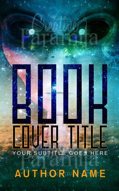 alien encounter book cover