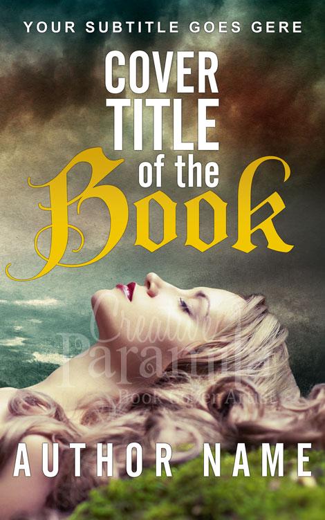 Book Cover Design Romance : Romance book cover design premade ebook for sale