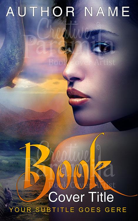 ready made fantasy book cover