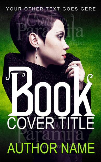 ready made book cover