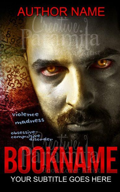 crime book cover