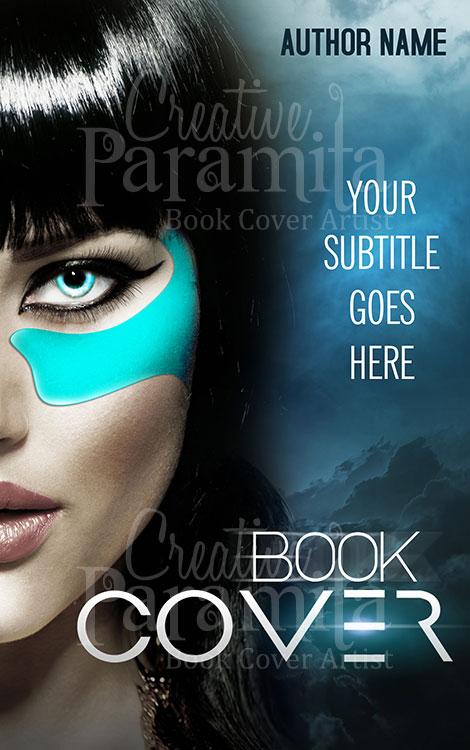 sci fi future book cover
