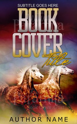 horses book cover