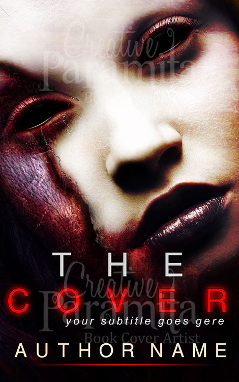 horror ebook cover for sale