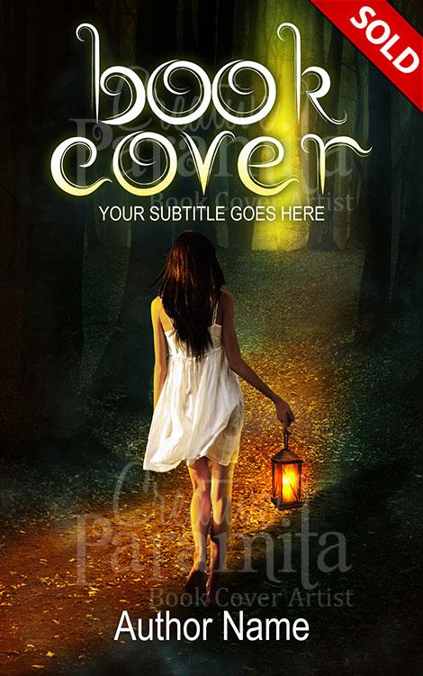mystery ebok cover design