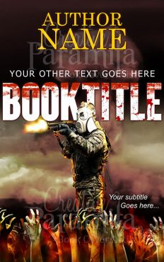 zombie apocalypse book cover
