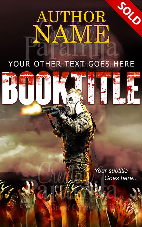 zombie book cover