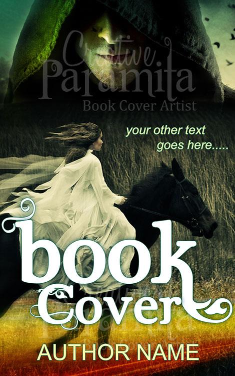 fantasy adventure book cover