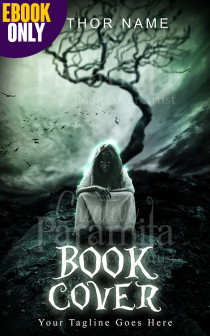 ghost-girl-ebook-cover-design