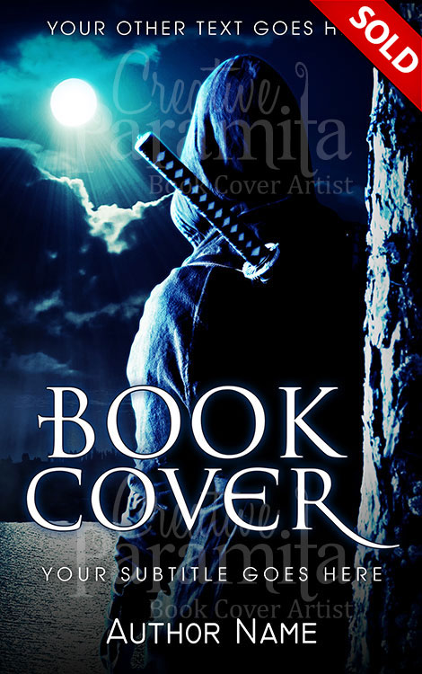 action fantasy book cover