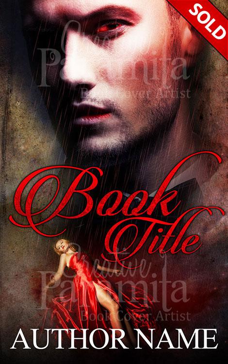 vampire romance ebook cover