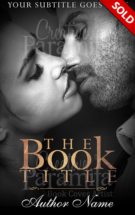 Classic Book Covers For Sale : Classic romance premade book cover