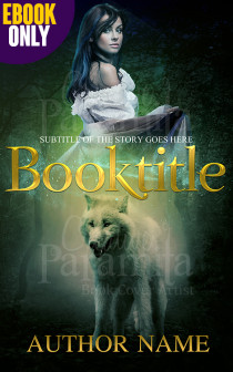 wolf woman book cover