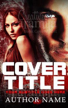 Suspense book cover