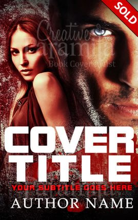 Suspense book cover