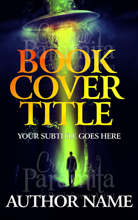 alien abduction book cover