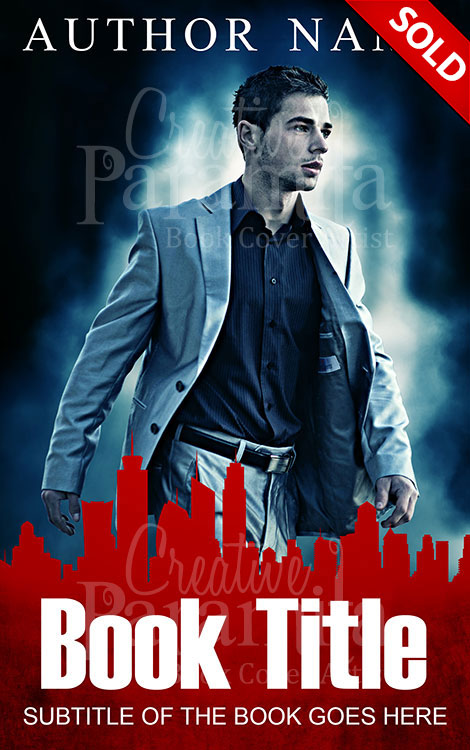 action thriller book cover