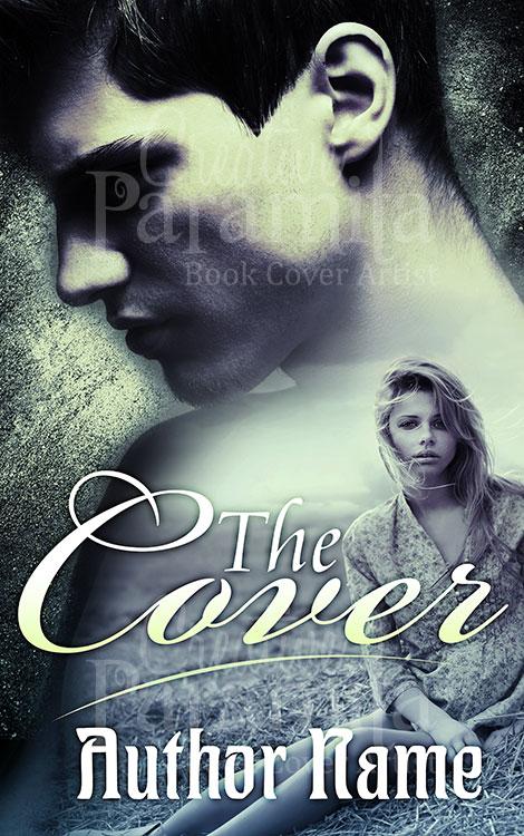 premade book cover romance