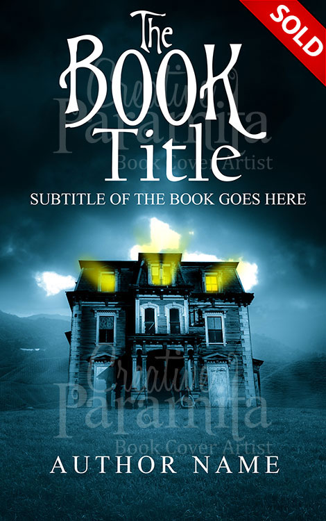 Ghost house book cover