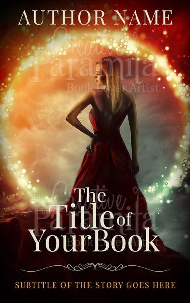 Fantasy premade cover for sale