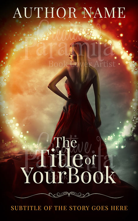 Fantasy premade cover for sale