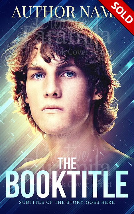 sci fi ya book cover