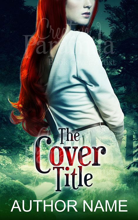 fantasy fiction ebook cover