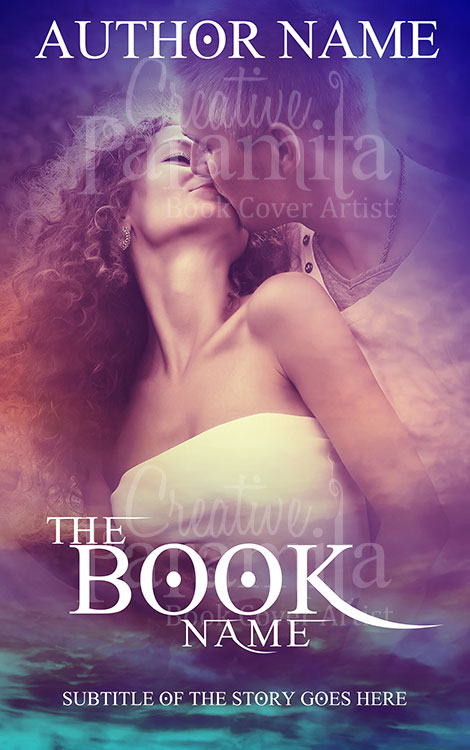 romantic ebook cover design