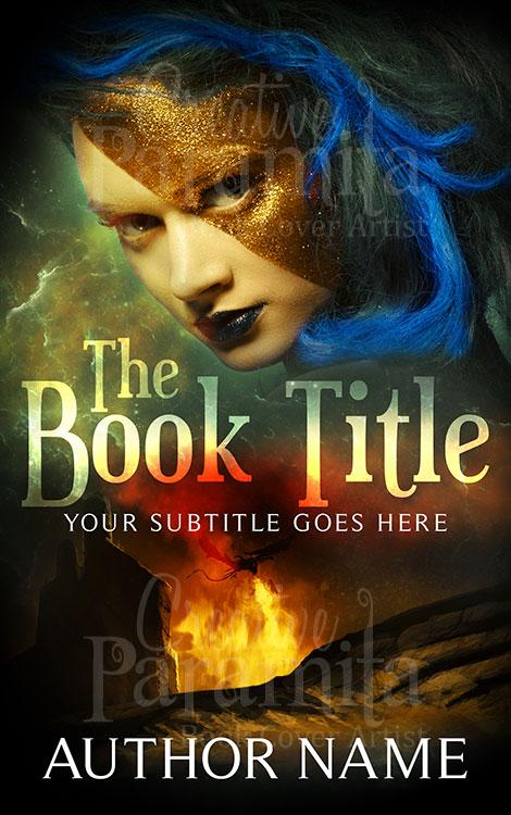 magical fantasy ebook cover