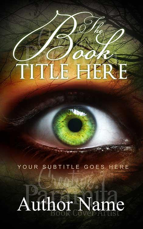 thriller cover design