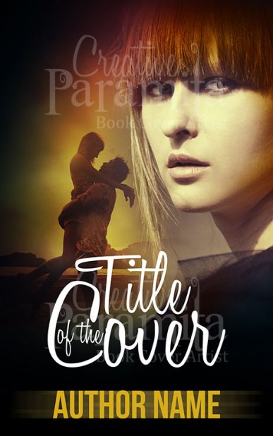 love story premade cover