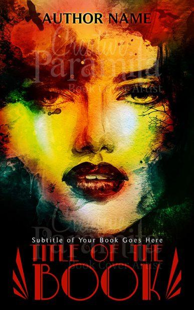 drama book cover