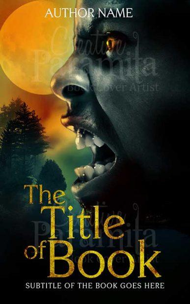 werewolf book cover