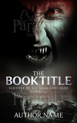 horror thriller ebook cover