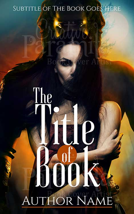 vampire ebook cover