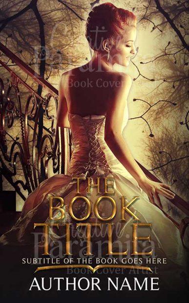 fantasy ebook design