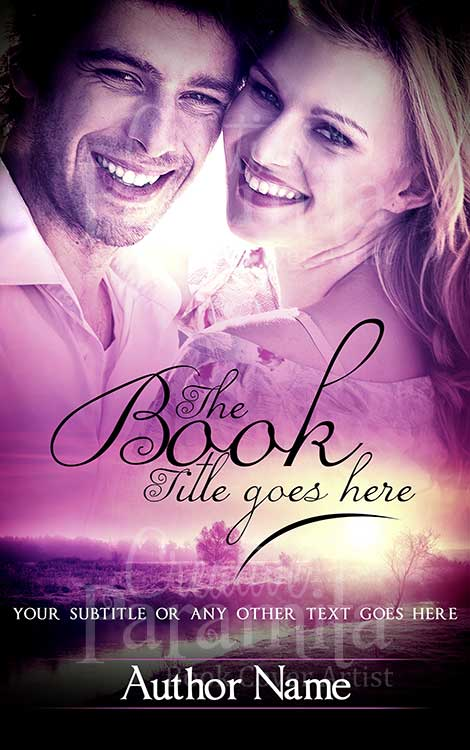 romance ebook design