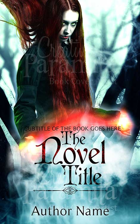 fantasy ebook cover desiign