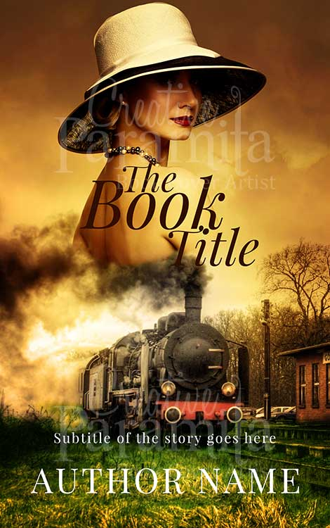 drama ebook cover design