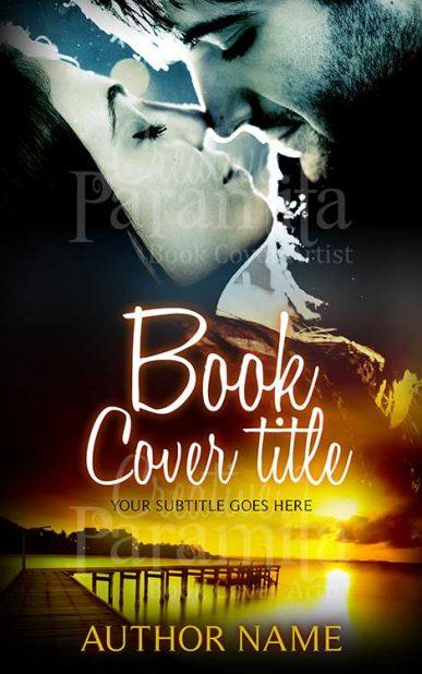 romance drama premade cover