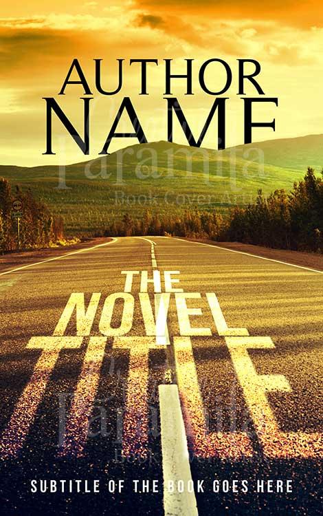 highway ebook cover design
