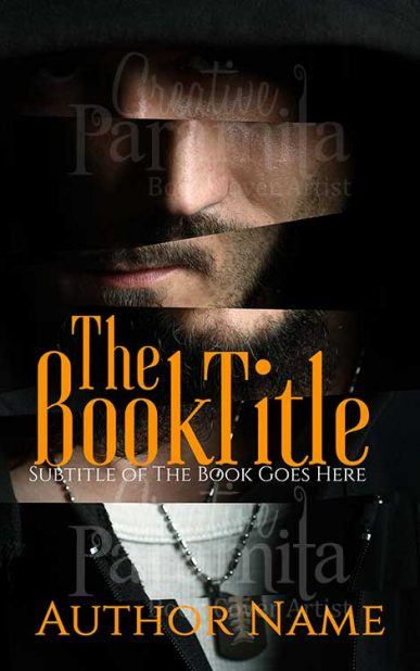 crime premade book cover