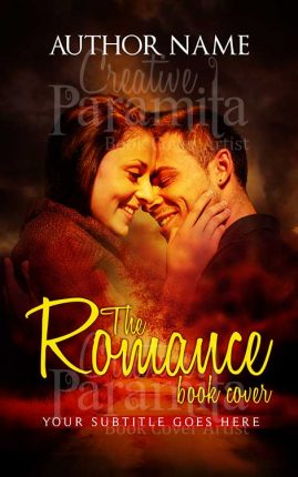 romance ebook cover design