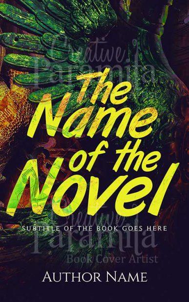 non fiction pre designed cover