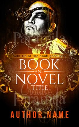 steam punk ebook cover